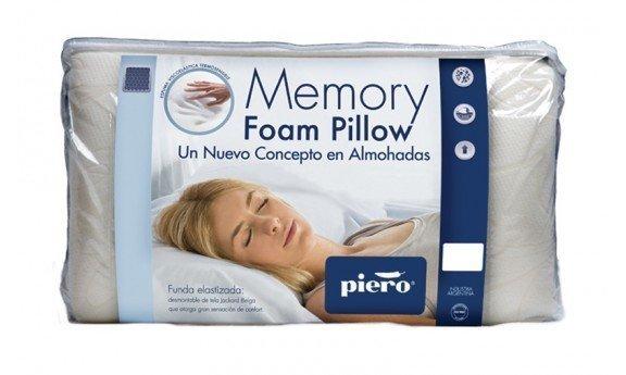 Almohada Memory Foam Pillow