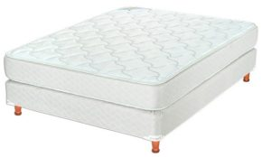 Colchón y Sommier Suavegom Merit Pillow Top